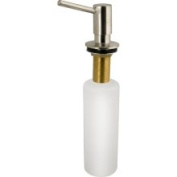 Monogram Brass MB132992 Brushed Nickel Deck Mounted Soap / Lotion Dis
