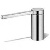 KWC Z.536.159.127 - Ava Soap and Lotion Dispenser, Stainless Steel