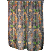 River's Edge Shower Curtain