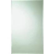 Zenith Products M115 Swing Door Bevelled Mirror Medicine Cabinet