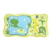 Safety 1st 44704 26 x 14 Froggy & Friends Bath Mat