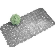 Pebble Bath Mat - Graphite Grey