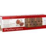 Pollenex Bath Mat, Roll-Up Teak