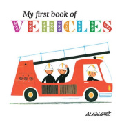My First Book of Vehicles [Board book]