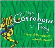 The Little Corroboree Frog