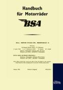 Handbuch Fur BSA-Motorr Der  [GER]