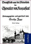 Bruchstucke Aus Den Memoiren Des Chevalier Von Roquesant [GER]