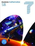 Pearson mathematics student book  7