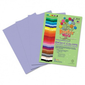 Roselle Premium Sulphite Construction Paper, 30cm x 46cm , 50 Sheets/Pack, Available in Multiple Colours