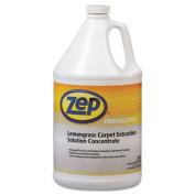 Carpet Extraction Cleaner, Lemongrass, 1gal Bottle