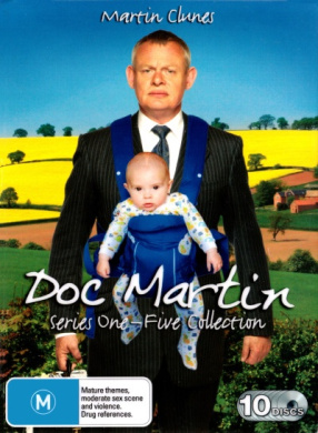 Doc Martin: Series 1 - 5 Collection (10 Discs)