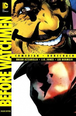 Before Watchmen: Comedian / Rorschach: Comedian / Rorschach