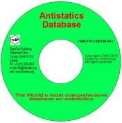 Database of Antistatics