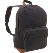 Canvas Teardrop Laptop Backpack