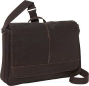 Come Bag Soon - Colombian Leather Laptop & iPad Messenger - eBags Exclusive