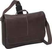 Risky Business - Columbian Leather Messenger Bag