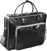Shine Glossy Laptop Tote