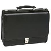 "Bucktown Leather 17"" Laptop Case"