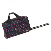 ROCKLAND PRD322-ICON 22 Inch ROLLING DUFFLE BAG