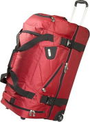 FUL 8023DFRRED FUL 30 in. Tour Manager 30 in. Split Level Rolling Duffel- Red