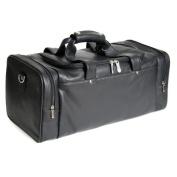 Sports Bag / Leather Duffel