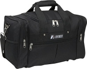 Everest 1015-BK 17.5 in. 600 Denier Polyester Travel Gear Duffel Bag