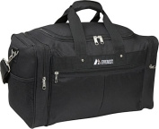 Everest 1015L-BK 21 in. 600 Denier Polyester Travel Gear Duffel Bag