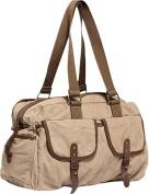 Medium Travel Canvas Bag