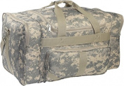 Everest DC1027-CM 27 in. 600 Denier Polyester Digital Camo Print Duffel Bag