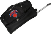 "New York Knicks 27"" Rolling Drop Bottom Duffel"