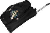 "Utah Jazz 27"" Rolling Drop Bottom Duffel"