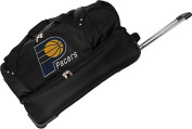 "Indiana Pacers 27"" Rolling Drop Bottom Duffel"
