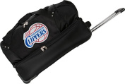 "Los Angeles Clippers 27"" Rolling Drop Bottom Duffel"