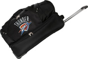 "Oklahoma City Thunder 27"" Rolling Drop Bottom Duffel"