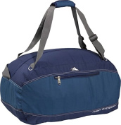 High Sierra D108-437 24 in. Pack-N-Go Duffel - Blue Velvet-Pacific