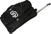 "San Diego Padres 27"" Rolling Drop Bottom Duffel"
