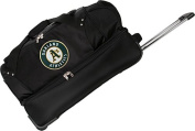 "Oakland Athletics 27"" Rolling Drop Bottom Duffel"