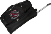 "Toronto Raptors 27"" Rolling Drop Bottom Duffel"