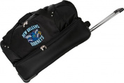 "New Orleans Hornets 27"" Rolling Drop Bottom Duffel"