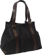 Crescent Waxed Tote Bag