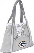 NFL Hoodie Purse Grey/Green Bay Packers