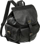 Urban Buckle-Flap Backpack