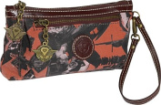 Going Places Wristlet