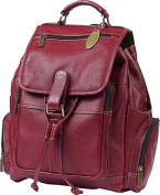 Claire Chase 332E-red Uptown Bak-Pak - Red