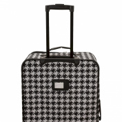 """Rockland 19"""" Rolling Carry On With Tote - Kensington"""