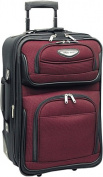 Amsterdam 21 in. Expandable Carry-on Rolling Upright