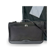 Ballistic Nylon Tri-fold Carry On Garment Bag