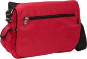 Everest 059-RD 600 Denier Polyester Casual Messenger Bag