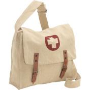 Vintage Medic Bag w/ Cross