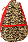 Leopard Tennis Backpack